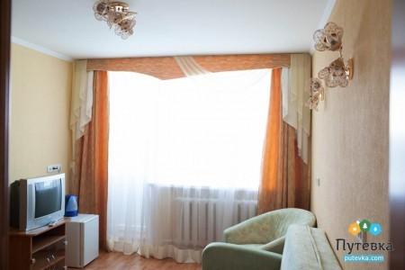 Апартамент 2-местные 2-комнатные корпус 1, фото 4