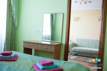 Апартамент 2-местные 2-комнатные корпус 1, фото 2
