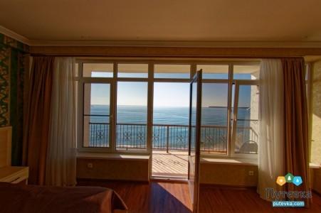 Люкс 2-местный с видом на море, фото 2