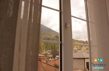Стандарт 2-местный без балкона вид горы, фото 6