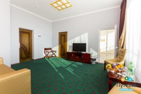 VIP 2-местный 2-комнат(вид на море), фото 2