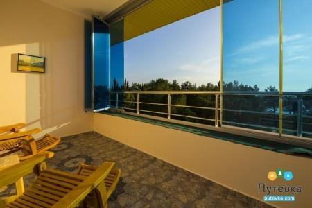 VIP 2-местный 2-комнат(вид на море), фото 5