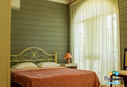 Стандарт 2-местный  1-комнатный с балконом, фото 1