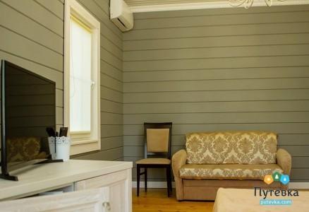 Стандарт 2-местный 1-комнатный без балкона, фото 4