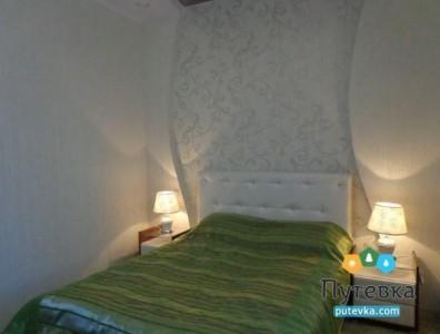 Люкс 2-местный 2-комнатный (№1), фото 2