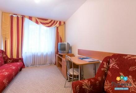 Стандарт 2-местный 2-комнатный , фото 1