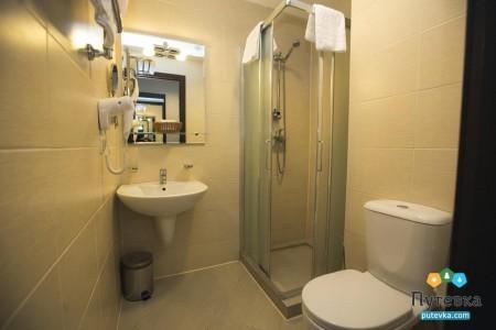 Стандартный 2-местный 1-комнатный Twin, фото 4