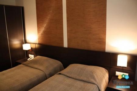 Стандартный 2-местный 1-комнатный Twin, фото 3