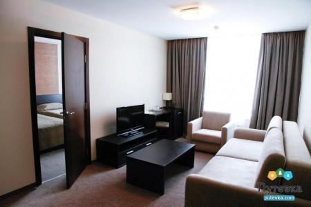Семейный 2-местный 2-комнатный номер, фото 1