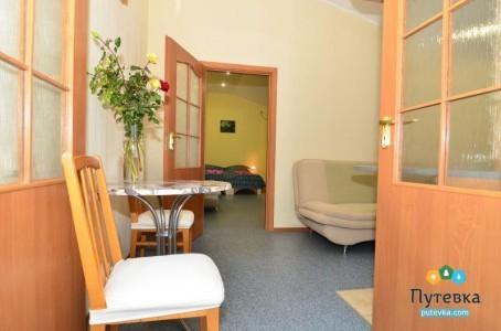 Полулюкс 3-местный 2-комнатный с кухней, фото 3