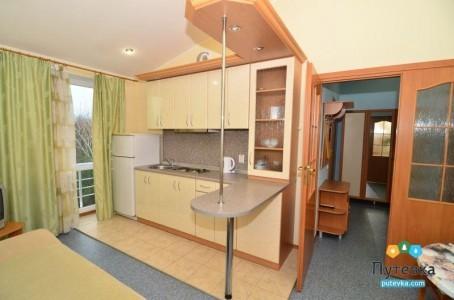 Полулюкс 3-местный 2-комнатный с кухней, фото 6