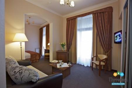 Джуниор сьют 2-местный 2-комнатный (Комфорт), фото 3