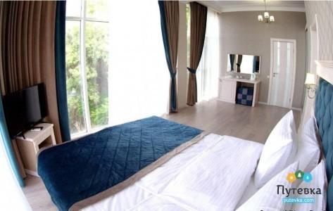 Люкс 2-местный 2-комнатный (вид на море), фото 3