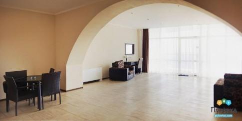 Улучшенный 2-местный 2-комнатный  (море), фото 3