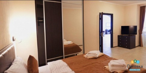 Улучшенный 2-местный 2-комнатный  (море), фото 1