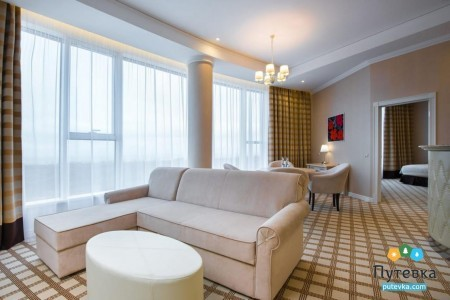 Президентские Апартаменты 2-местный 3-комнатный, фото 1