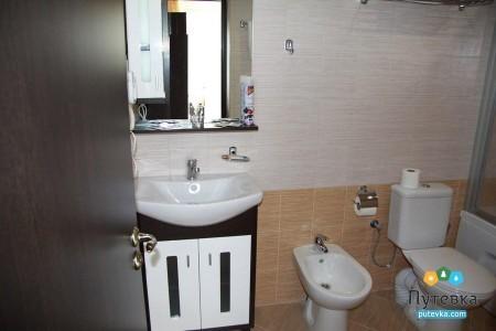 Люкс 2-местный 2-комнатный, фото 14