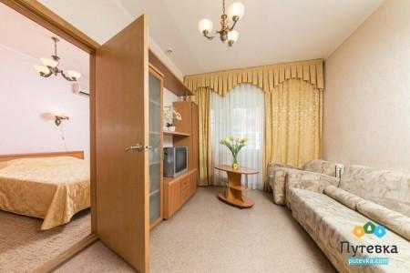 Стандарт семейный 2-местный 2-комнатный корпус, фото 2