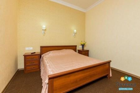 Стандарт семейный 2-местный 2-комнатный корпус, фото 1