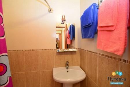 Номер 4-местный 2-комнатный блочного типа, фото 3
