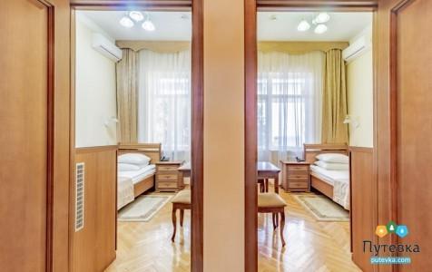 Номер 2-комнатный  2-местный 2-4 этаж, фото 2