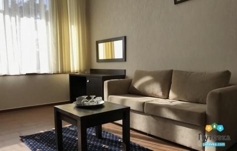 Полулюкс 2-местный 2-комнатный вид на горы, фото 4