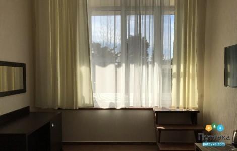 Полулюкс 2-местный 2-комнатный вид на горы, фото 5