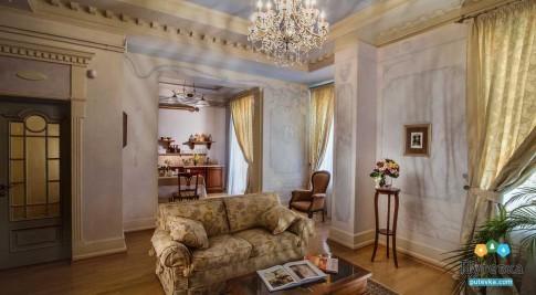 Люкс Эксклюзив 2-местный 2-комнатный, фото 4