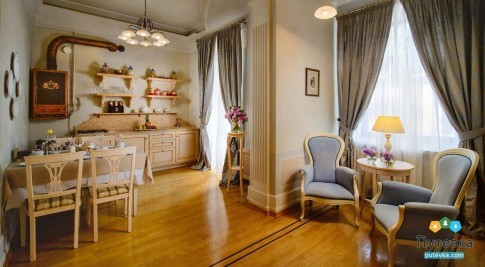 Люкс Эксклюзив 2-местный 2-комнатный, фото 2