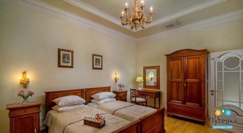 Резиденция 4-местный 3-комнатный, фото 1