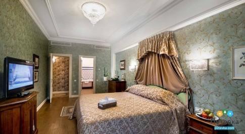 Президентский Пентхаус 4-местный 3-комнатный, фото 1
