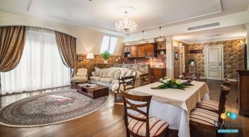 Президентский Пентхаус 4-местный 3-комнатный, фото 4