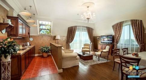 Королевский Пентхаус 4-местный 3-комнатный, фото 6