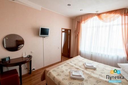 Люкс 1-местный 2-комнатный, фото 5