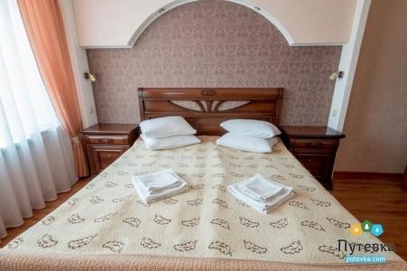 Люкс 1-местный 2-комнатный, фото 2