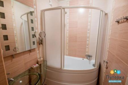Люкс 1-местный 2-комнатный, фото 11