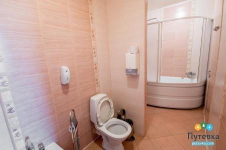 Люкс 1-местный 2-комнатный, фото 10