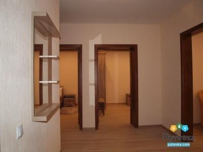 Люкс 2-местный 4-комнатный корпус 3 (5) Апартаменты, фото 4