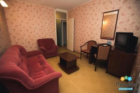 Эконом 2-местный 2-комнатный, фото 4