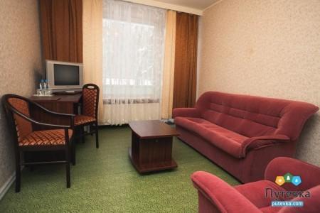 Эконом 2-местный 2-комнатный, фото 5