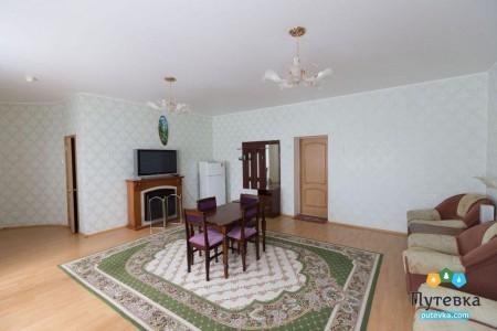 Люкс 2-местный 2-комнатный с сауной, фото 3