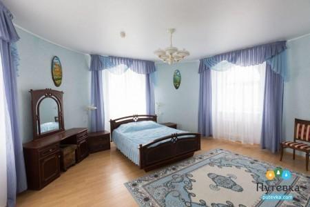 Люкс 2-местный 2-комнатный с сауной, фото 1