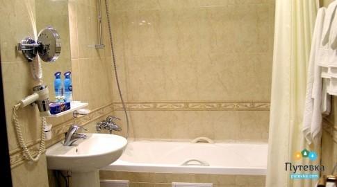 Люкс 2-местный 2-комнатный новый (солнечная сторона), фото 4