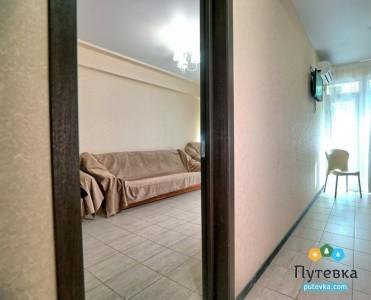 Люкс 2-местный 2-комнатный  , фото 7