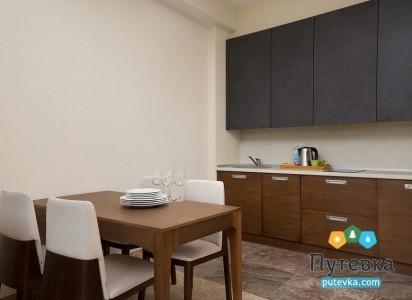 Апартаменты 2-местный 2-комнатный, фото 4