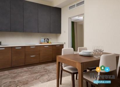 Апартаменты 4-местный 3-комнатный, фото 4