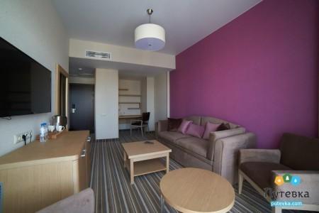 Люкс Премиум 2-местный 2-комнатный, фото 5