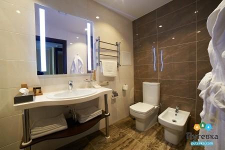Апартаменты 2-местные 2-комнатные, фото 9