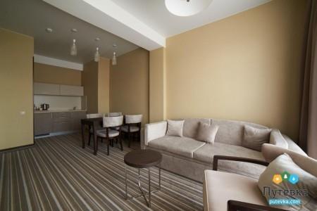Апартаменты 2-местные 2-комнатные, фото 7
