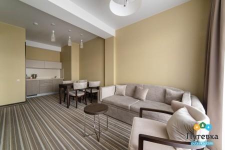 Апартаменты 2-местные 2-комнатные, фото 3